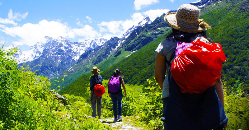 things to carry for the valley of flowers