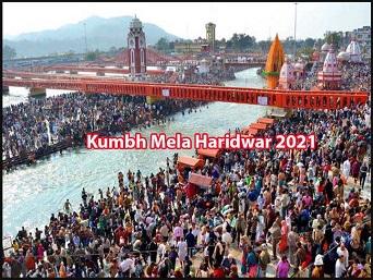 Kumbh Mela Haridwar 2021