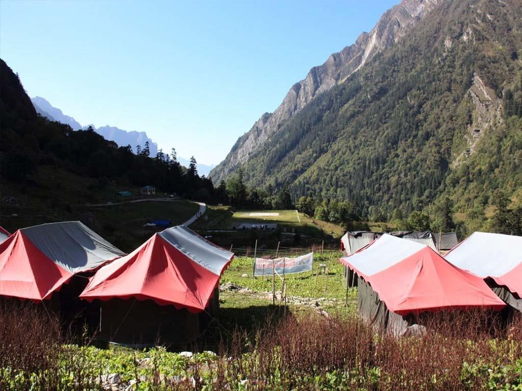 Himalayan Eco Camp View