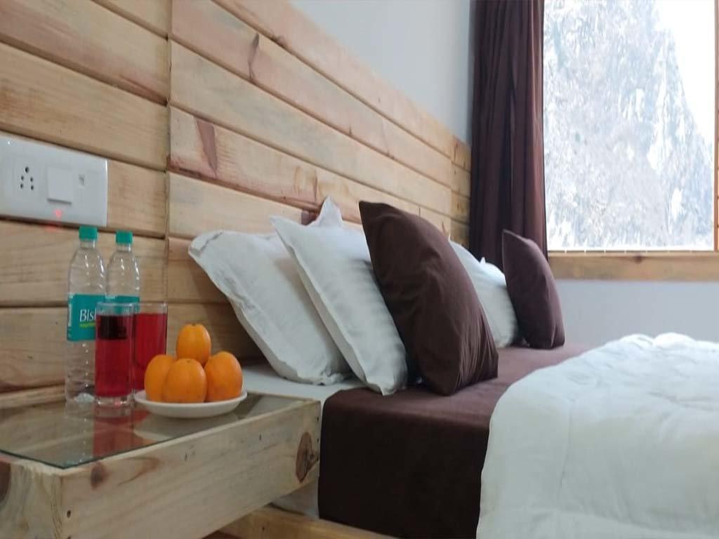 Hotel Badrish Room
