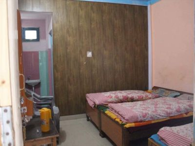Hote Maha Laxmi Bed Room
