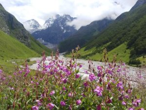 Climatic Conditions in Valley of Flowers