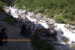 Trek from Govindghat to Ghangaria
