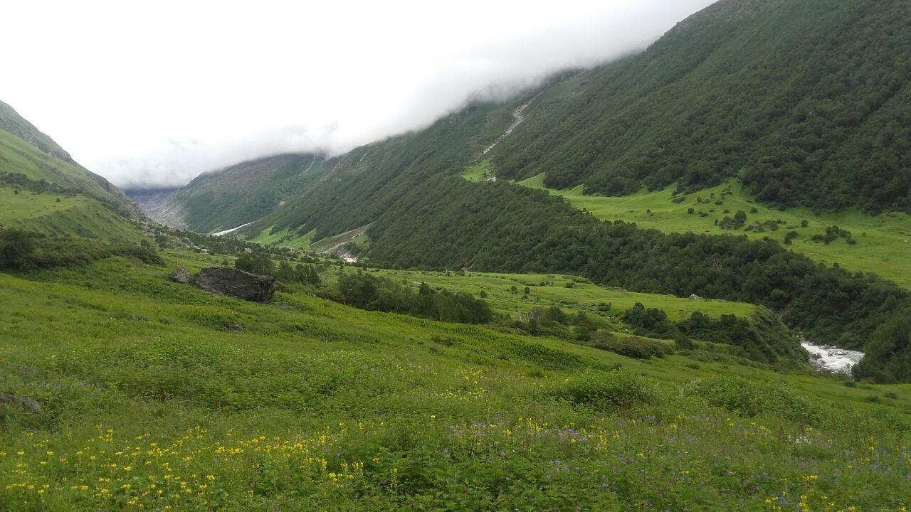 Valley Of Flowers Opening Date